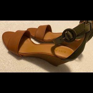 Brand New Super Stylish Wedge Heels By MIA